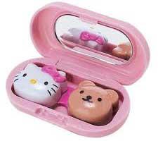 Hello Kitty-lenzenbakje
