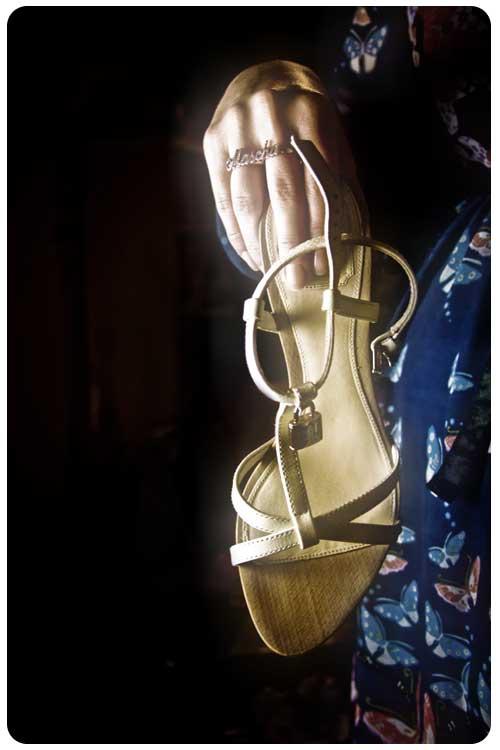 Christian- Dior- padlock-sandal