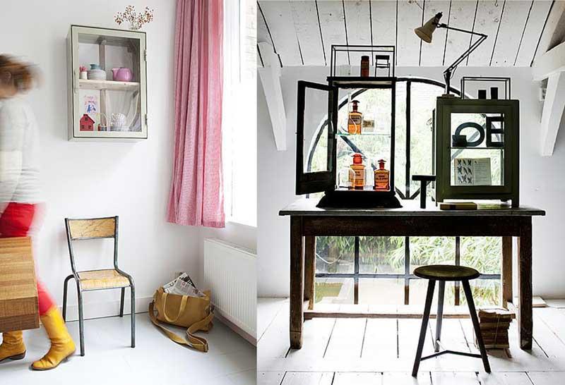 De vitrinekast woontrend airmagazine for Huis in richten