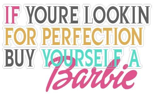 Barbie-quote