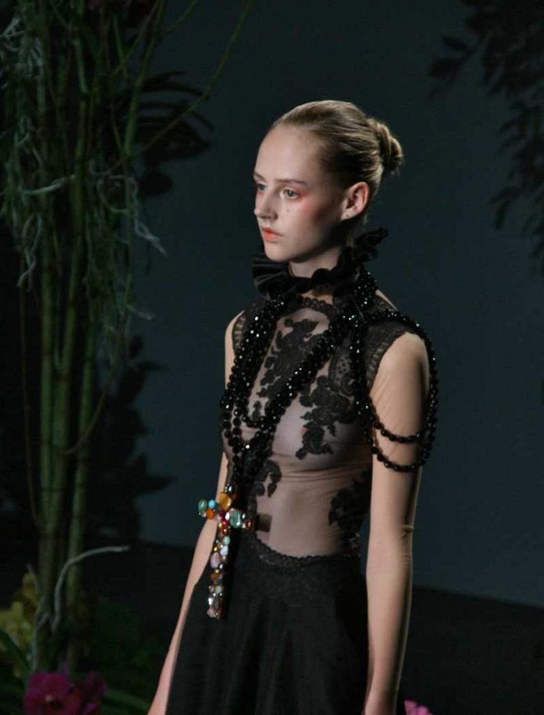 Edwin Oudshoorn Fashion Week