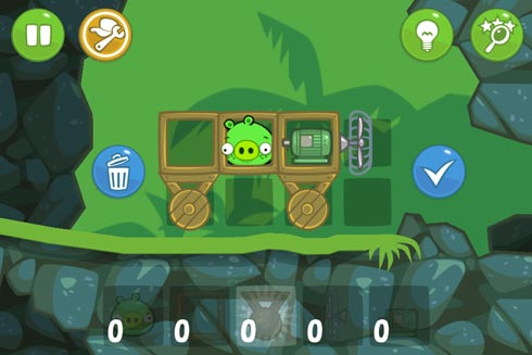 bad-piggies-spel