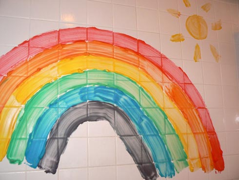 verf-kinderen-badkamer