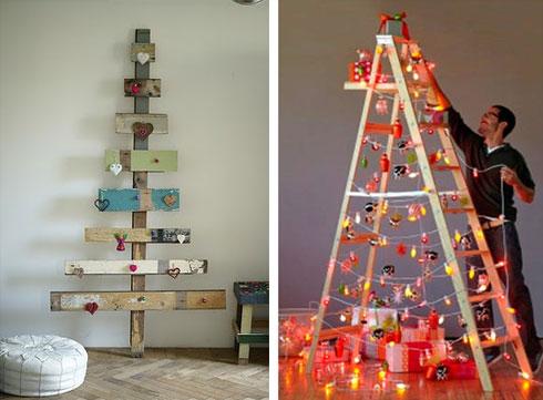 Alternatieve kerstbomen voor mensen met astma airmagazine - Versier een trap ...