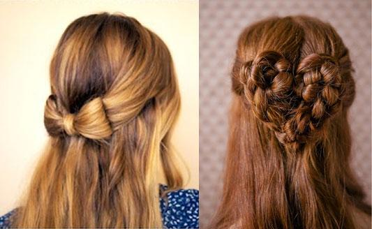hoe knip je zelf je haar