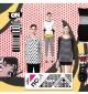 Modetrend: grafisch zwart wit en Popart