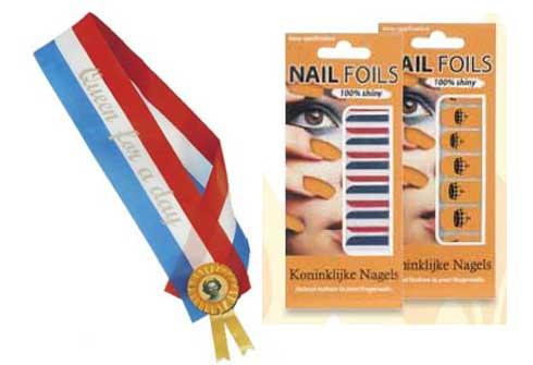 nailwraps-oranje-nailart