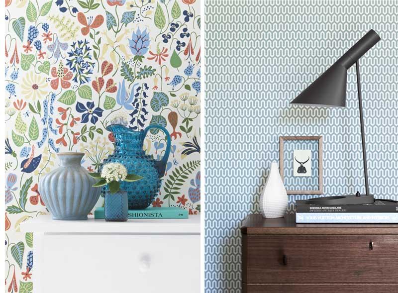 Gezellige Zweedse Woonkamer : Scandinavisch design op je muur airmagazine