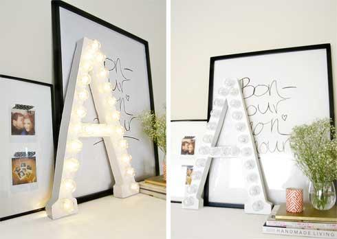 letter-lichtjes-maken