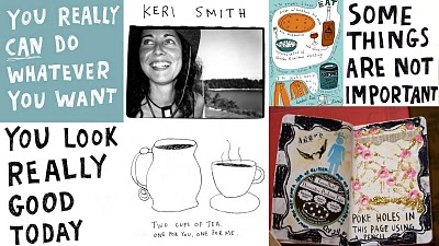 Keri Smith-illustrations-book