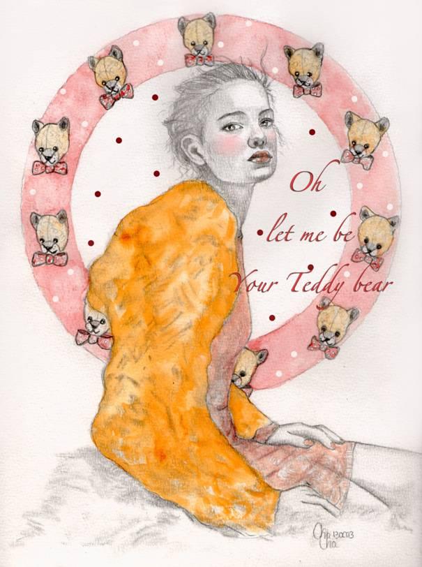 chacha-illustrations