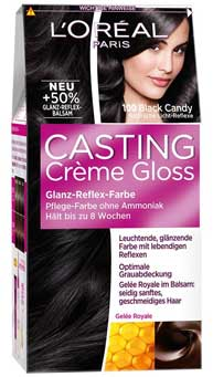 black-candy-loreal-casting-nieuw