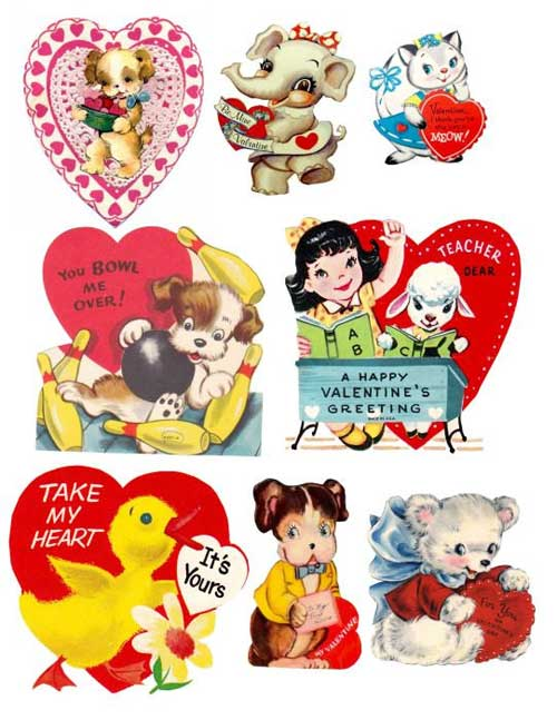 airmagazine--animals-dieren-valentijnkaart