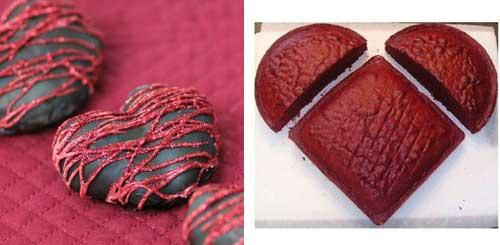 hartvormige-taart-maken