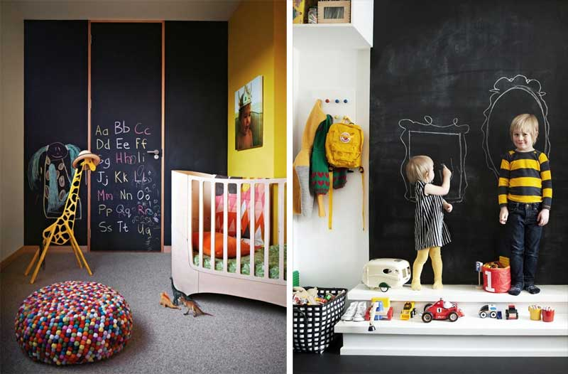 chalckboard-childrens-room