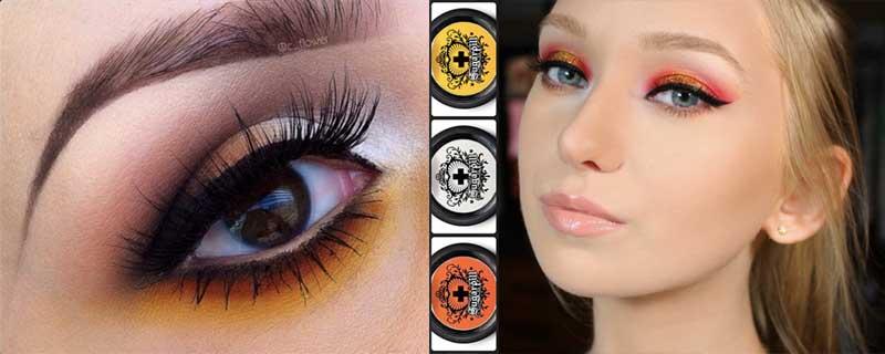 sugarpill-oranje-makeup