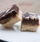 Millionaire 's shortbread met Swiss chocolade