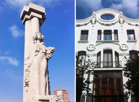 valencia-architectuur