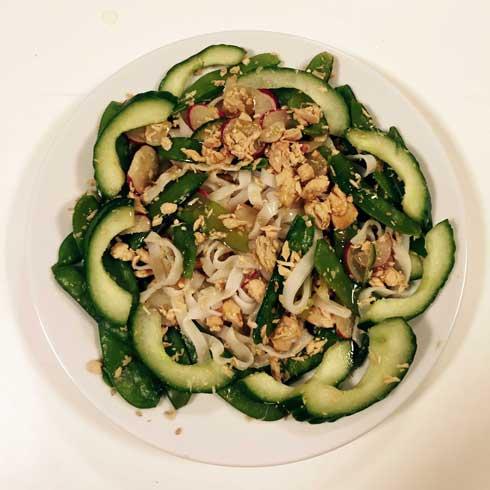 divers-salade