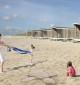 Luxe strandhuisjes op Kijkduin