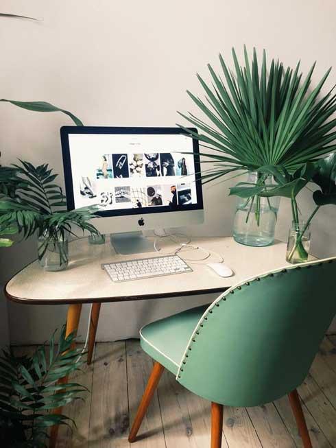 kantoor-tropisch-groen-trend