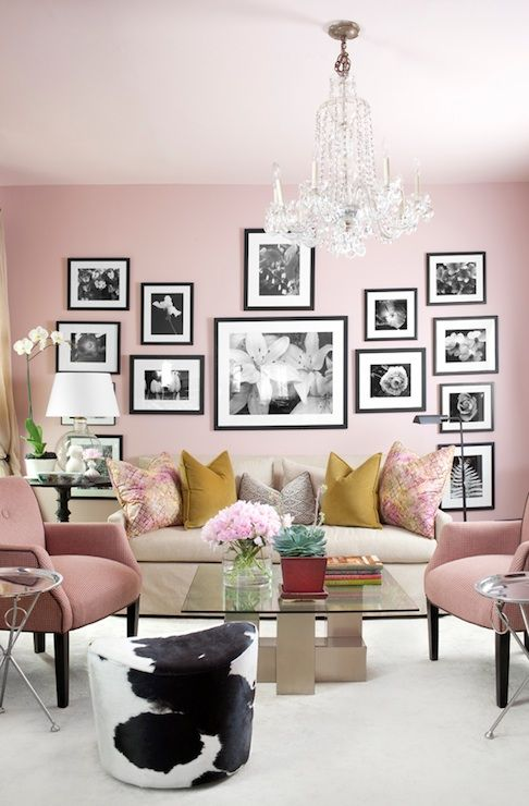 neutrale-kleur-muurverf-trendy-roze