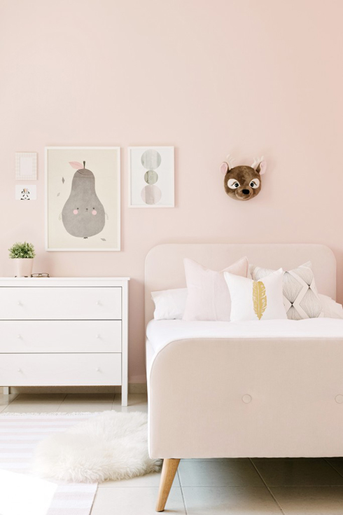 Bedwelming 10x Neutrale kleur voor op je muren | Airmagazine &OS87
